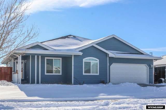 2013 Lakota Trail, Bar Nunn, WY 82601 (MLS #20196803) :: Real Estate Leaders
