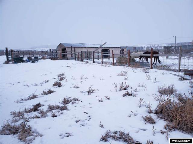 Lots 4 & 5 Glenn Addition, Rawlins, WY 82301 (MLS #20196812) :: RE/MAX The Group