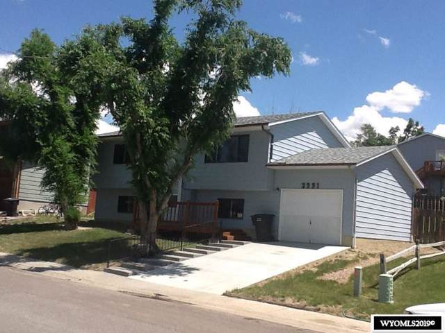 2231 Shumway Avenue, Casper, WY 82601 (MLS #20196815) :: RE/MAX The Group