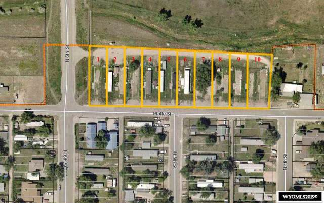 TBD Platte Street, Glenrock, WY 82637 (MLS #20196816) :: Real Estate Leaders