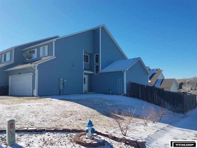 2600 Lennox Avenue, Casper, WY 82609 (MLS #20196818) :: Lisa Burridge & Associates Real Estate