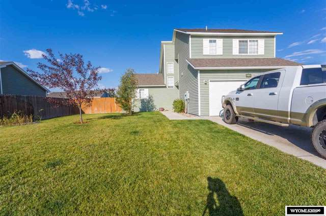 656 Eagle Trail, Evansville, WY 82636 (MLS #20196820) :: RE/MAX The Group