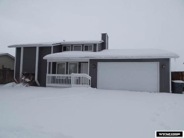 221 Tomahawk, Evanston, WY 82930 (MLS #20196831) :: RE/MAX The Group