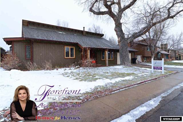 153 Indian Paintbrush, Casper, WY 82604 (MLS #20196832) :: RE/MAX The Group