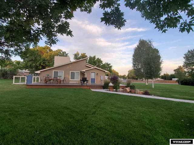 711 S 8th Street, Worland, WY 82401 (MLS #20196850) :: RE/MAX The Group
