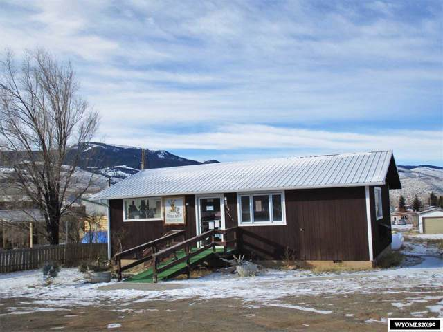 114 Barber Street, Dubois, WY 82513 (MLS #20196854) :: RE/MAX The Group