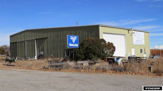 86 Burma Road, Riverton, WY 82501 (MLS #20196862) :: RE/MAX The Group