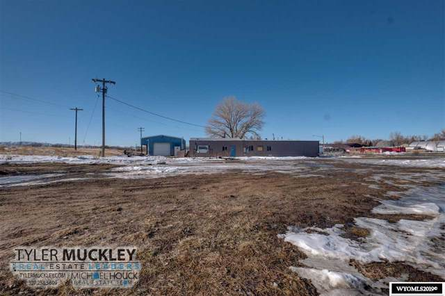1105 E Richards, Douglas, WY 82633 (MLS #20196864) :: RE/MAX The Group