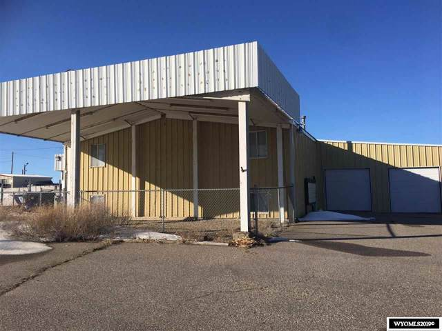 5100 Cy Avenue, Casper, WY 82604 (MLS #20196865) :: Lisa Burridge & Associates Real Estate