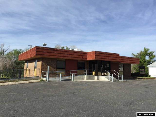609 E Madison, Riverton, WY 82501 (MLS #20196869) :: RE/MAX The Group