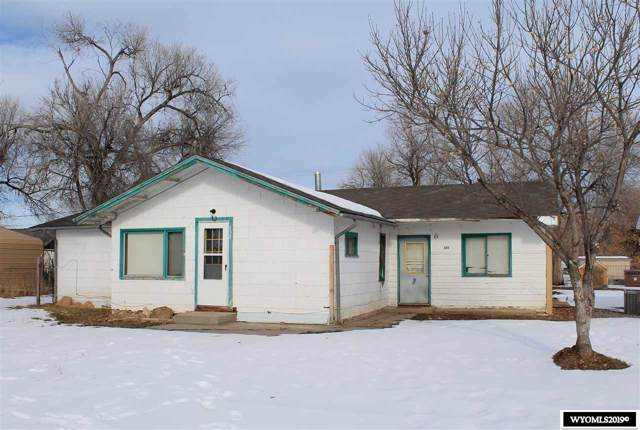 132 Clark, Thermopolis, WY 82443 (MLS #20196896) :: RE/MAX The Group