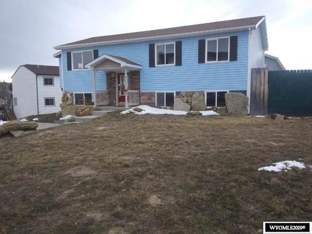 430 Oregon Avenue, Gillette, WY 82718 (MLS #20196916) :: Lisa Burridge & Associates Real Estate
