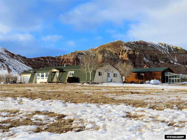 2 Ponderosa Court, Dubois, WY 82513 (MLS #20196917) :: Real Estate Leaders