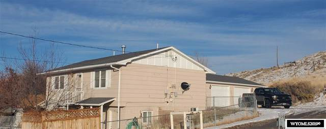 203 S D Ave, Thermopolis, WY 82443 (MLS #20196922) :: RE/MAX The Group