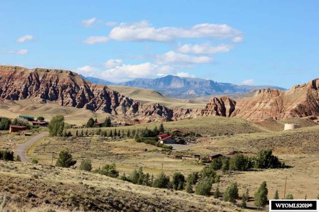 TBD Stock Trail Lot 6B Callahan Addition, Dubois, WY 82513 (MLS #20196927) :: Real Estate Leaders