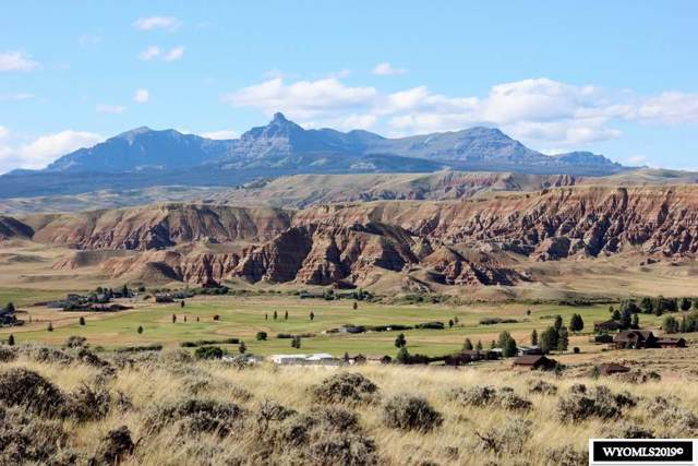 TBD Stock Trail  4 Lots - 19.67Acres Callahan Addition, Dubois, WY 82513 (MLS #20196949) :: Real Estate Leaders