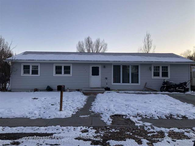 1606 Crimson, Worland, WY 82401 (MLS #20196958) :: RE/MAX The Group