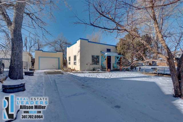 1324 S Cedar Street, Casper, WY 82601 (MLS #20196964) :: RE/MAX The Group