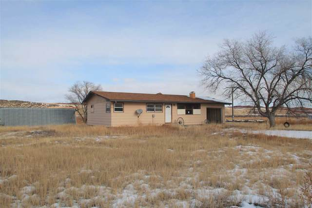 740 Missouri Flat Road, Thermopolis, WY 82443 (MLS #20200006) :: RE/MAX The Group