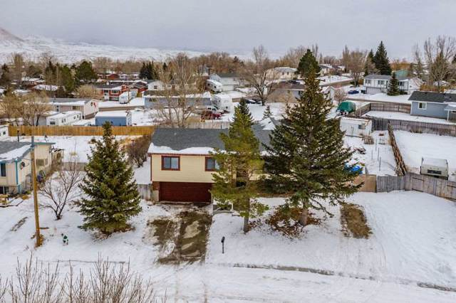 2140 Wyoming Drive, Green River, WY 82935 (MLS #20200019) :: Real Estate Leaders