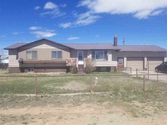 821 E 3rd Street, Marbleton, WY 83113 (MLS #20200027) :: RE/MAX The Group