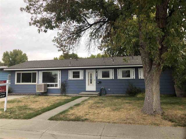 309 Thomas Avenue, Worland, WY 82401 (MLS #20200028) :: Lisa Burridge & Associates Real Estate