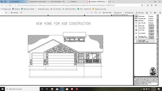 1610 Eagle, Rock Springs, WY 82901 (MLS #20200030) :: Real Estate Leaders