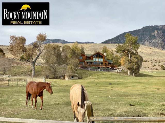 2051 Beaver Creek Road, Shell, WY 82441 (MLS #20200043) :: RE/MAX The Group