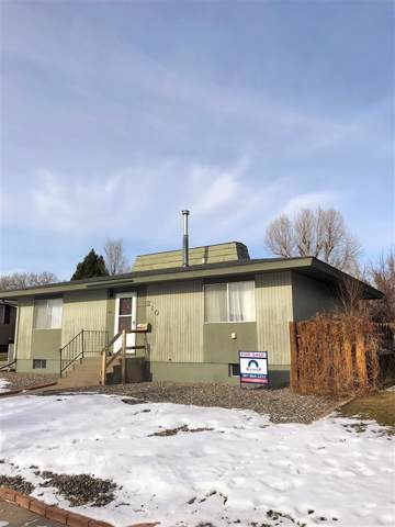 210 Sunset Avenue, Thermopolis, WY 82443 (MLS #20200052) :: Real Estate Leaders