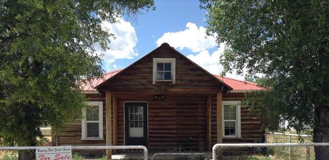 328 S La Barge Street, La Barge, WY 83123 (MLS #20200063) :: Lisa Burridge & Associates Real Estate