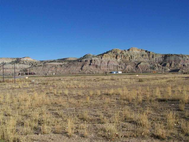 Lots 1-5, 17-21 Oak Street, La Barge, WY 83123 (MLS #20200069) :: Lisa Burridge & Associates Real Estate