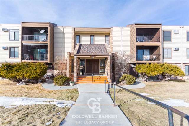 4500 S Poplar #308 A, Casper, WY 82601 (MLS #20200073) :: Real Estate Leaders