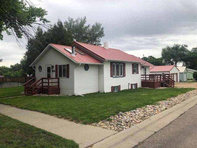 658 S 3rd Street, Glenrock, WY 82637 (MLS #20200078) :: RE/MAX The Group