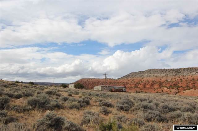 22960 Hwy 220, Alcova, WY 82620 (MLS #20200082) :: Real Estate Leaders