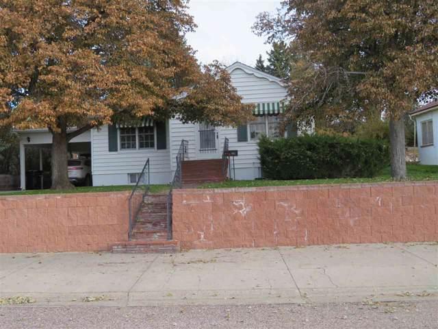 219 Ancha Vista Road, Torrington, WY 82240 (MLS #20200108) :: Real Estate Leaders