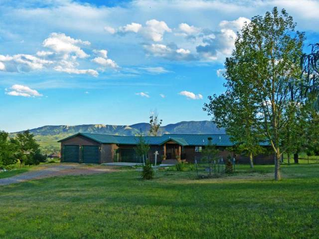 4 W Fork Drive, Big Horn, WY 82833 (MLS #20200110) :: Real Estate Leaders