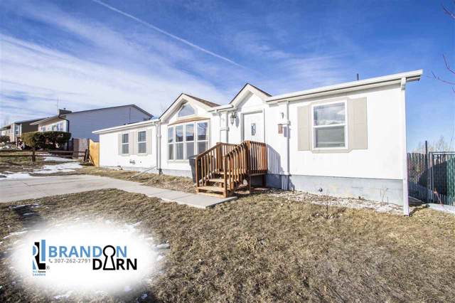 2312 Lexington Avenue, Casper, WY 82601 (MLS #20200145) :: RE/MAX The Group