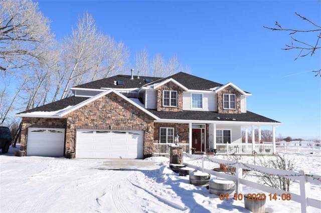 101 Eden W Main Rd, Eden, WY 82932 (MLS #20200146) :: RE/MAX The Group