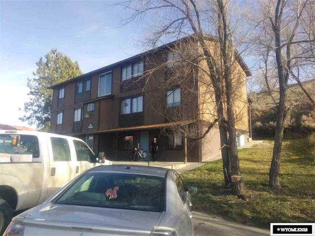 613 Dorsey, Glenrock, WY 82637 (MLS #20200147) :: RE/MAX The Group