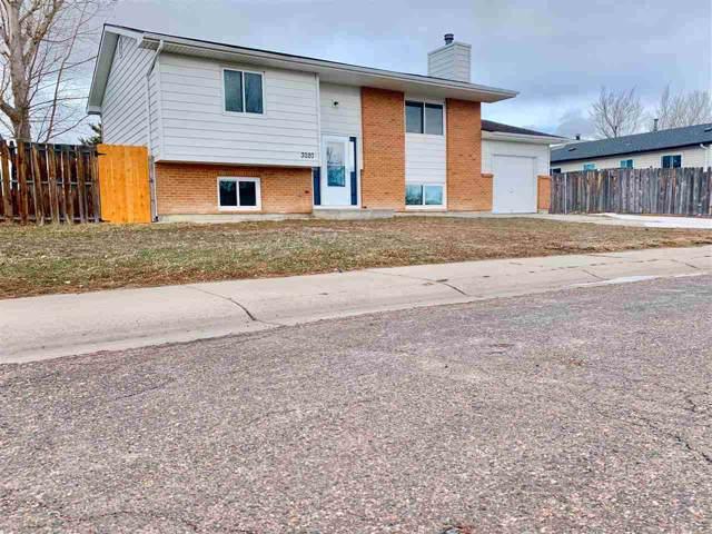 3020 Herrington Drive, Casper, WY 82604 (MLS #20200151) :: Real Estate Leaders