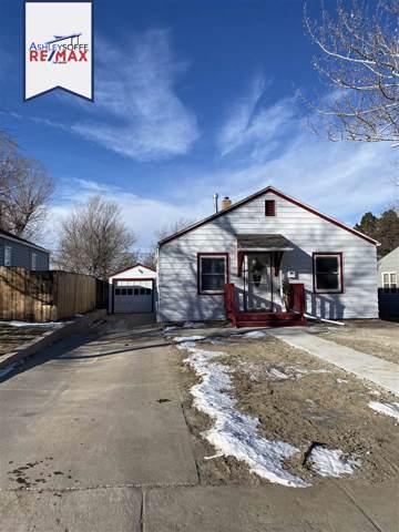 1740 S Elm Street, Casper, WY 82601 (MLS #20200154) :: RE/MAX The Group