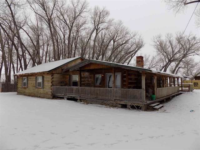 127 Eden East 1st North, Farson, WY 82932 (MLS #20200155) :: Real Estate Leaders