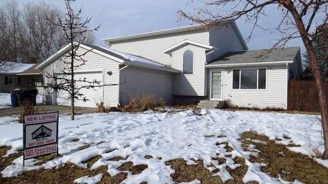 1410 Maple Lane, Riverton, WY 82501 (MLS #20200162) :: Lisa Burridge & Associates Real Estate