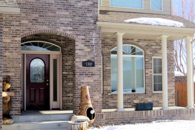 160 Baldwin Drive, Lander, WY 82520 (MLS #20200165) :: Lisa Burridge & Associates Real Estate