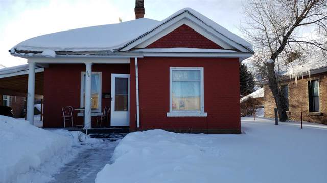 509 Pine Ave, Kemmerer, WY 83101 (MLS #20200167) :: Lisa Burridge & Associates Real Estate