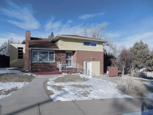 1500 S Jefferson Street, Casper, WY 82601 (MLS #20200174) :: RE/MAX The Group