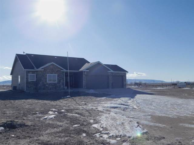 9121 Desert Garden Circle, Evansville, WY 82636 (MLS #20200184) :: Lisa Burridge & Associates Real Estate