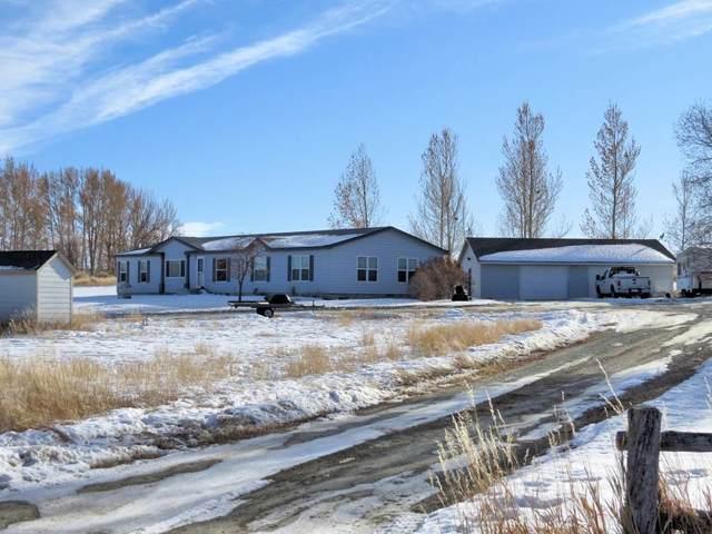 27 Weather Vane Lane, Riverton, WY 82501 (MLS #20200187) :: Lisa Burridge & Associates Real Estate