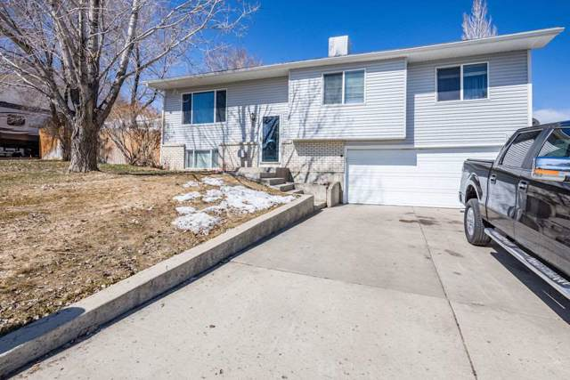2125 Mississippi Street, Green River, WY 82935 (MLS #20200188) :: Real Estate Leaders