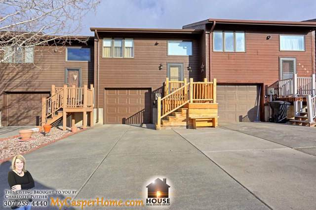 1718 E 21st Street, Casper, WY 82601 (MLS #20200197) :: Real Estate Leaders